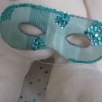 "Masque ""La Fée de l'eau"" - Bibouland and Mam's story"