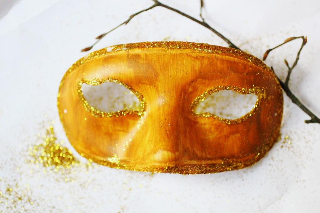 DIY Masque Fée des bois - Dollicious - étape 3