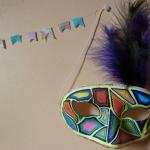 DIY Masque coloré et phosphorescent - Quotidien créatif