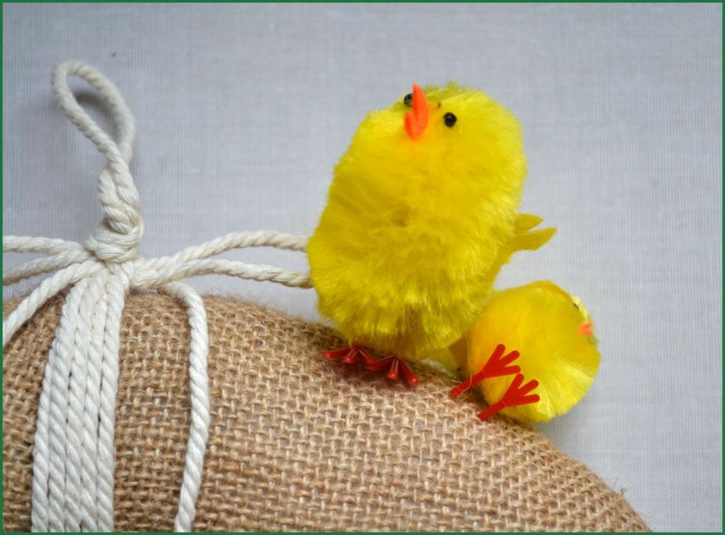 Couronne de Pâques DIY 5