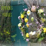 Couronne de pâques - La Fabutineuse