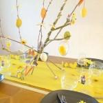 La table de Pâques - Allo Maman Dodo