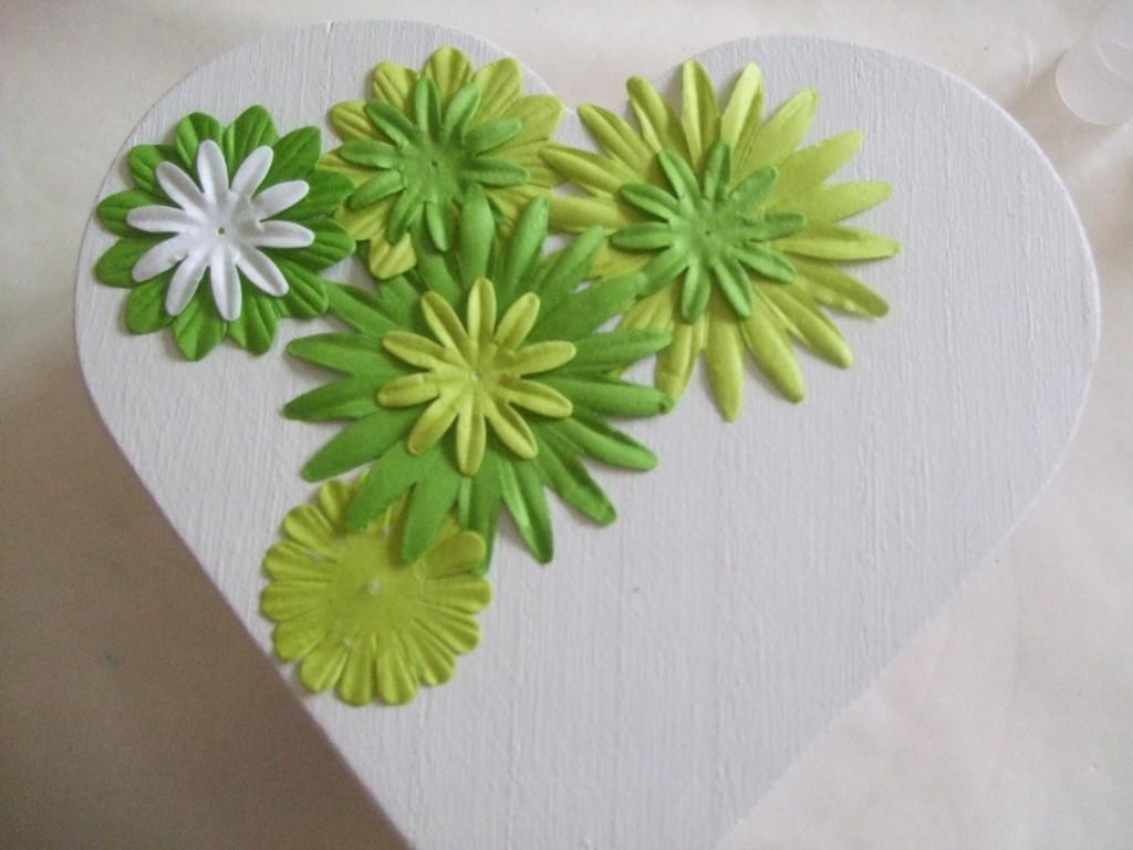 Etape 4 fleurs