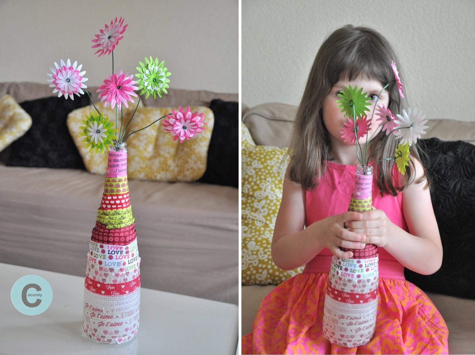 vase pour maman
