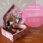 Boîte à bijoux Lilikus
