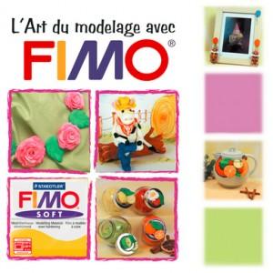 Livre L'Art du Modelage Fimo