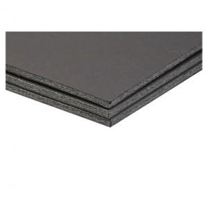 Carton mousse Clairefontaine 5mm noir