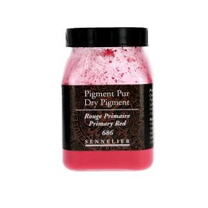 Pigment en poudre Sennelier pot de 200 ml