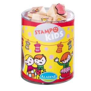Stampo Kids tampons Anniversaire