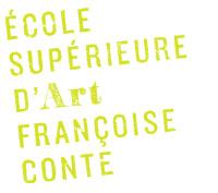 logo-Ecole supérieure d'art Françoise Conte