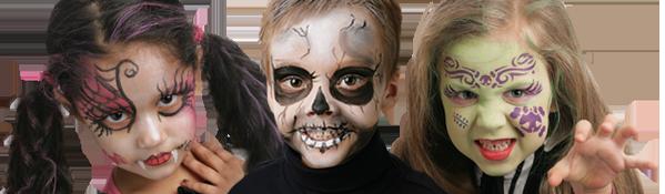 Maquillage enfants Halloween