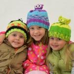 enfants bonnet DMC