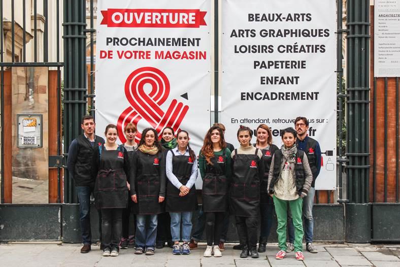 Magasins Du Centre Ville De Rennes Ouvert Le  Novembre
