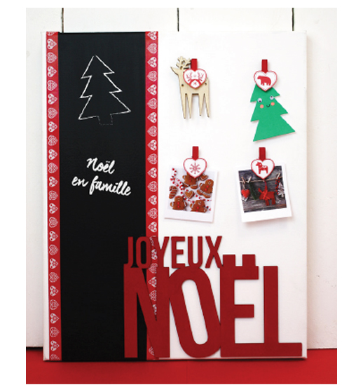 Menu Simple Repas De Noel.Tuto Memo De Noel Le Blog Rougier Ple