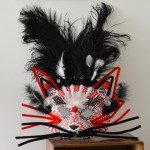 Masque Tigre de Venise - La Fabutineuse