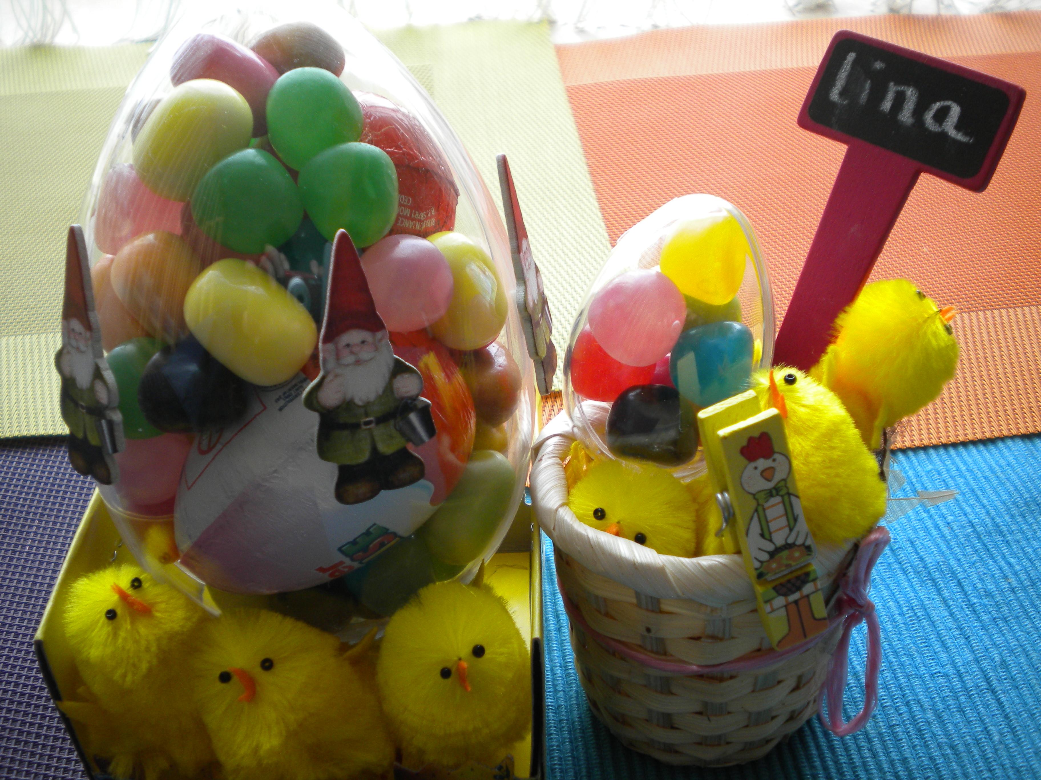 DIY Les cocos de Pâques