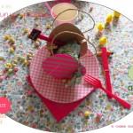 DIY Pâques - Déco de table Happy Pâques